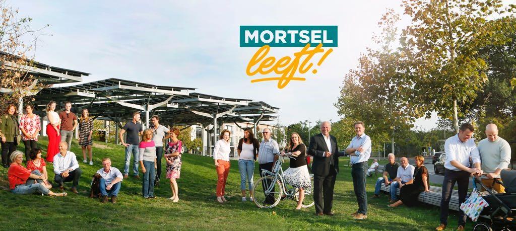 Myra van Tuel blijft nr29 van Mortsel leeft!-lijst